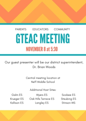 September 20GTEAC MEETING