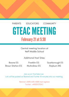 19feb GTEAC MEETING